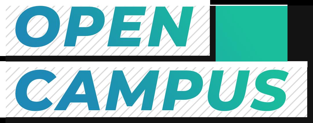 オープンキャンパ